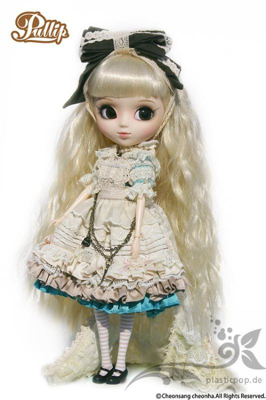 Juillet [2011] - Pullip Romantic Alice